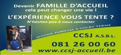10/07 - Devenir famille d'accueil… Cela peut changer une vie !...