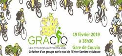 14/02 - GRACQ : Création d'un groupe local (Communiqué de presse)