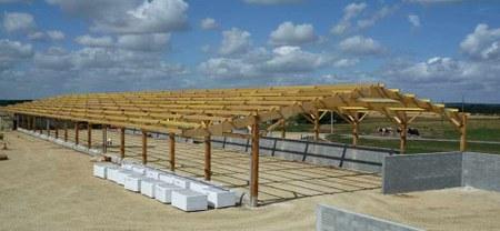 20/03 - Avis d'annonce de projet : Construction d'un bâtiment agricole + l'agrandissement d'un hangar