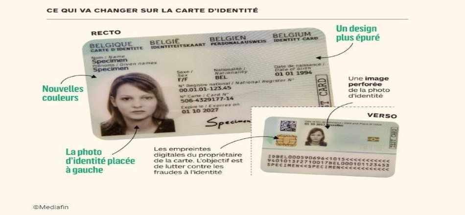 01/12 - La nouvelle carte d'identité électronique est arrivée !