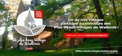 06/07 - Élisez le plus beau village de Wallonie : Matagne-la-Petite parmi les 60 villages sélectionnés !
