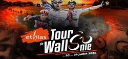 06/07 - Tour de Wallonie 2021 : Passage sur notre Commune le 24 juillet 2021