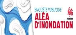 08/09 - Enquête publique : cartographie de l'Aléa d'inondation et des zones inondables : VOTRE AVIS NOUS INTERESSE !