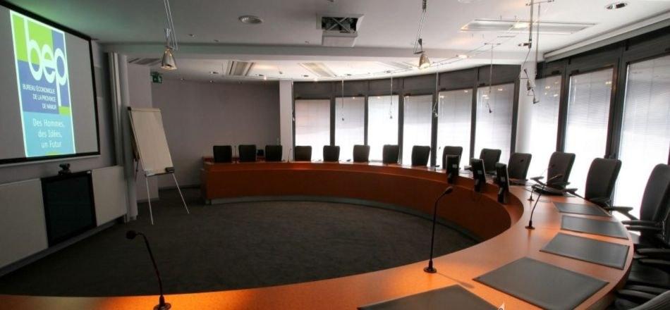 08/09 - Idefin : Organisation d'un Conseil d'administration ouvert au public...