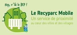 09/08 - Retour du recyparc MOBILE au cœur des villes et des villages...
