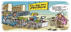 20/12 - Interdiction des sacs en plastique en Wallonie