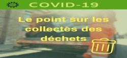 27/03 - BEP Environnement : Consignes à la population pour la collecte des déchets