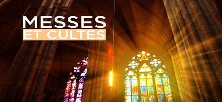 30/06 - Eglise de l'Immaculée conception de Vodelée : Messe télévisée retransmise sur la RTBF et France 2...