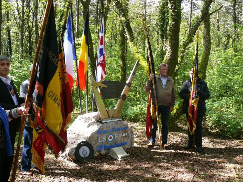 Commémoration du 70ème anniversaire de la fin de la guerre 1940-1945