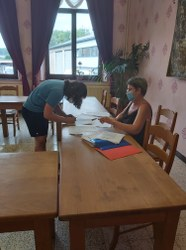 Eté solidaire 2020 - Signature des contrats