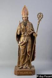 Trésor de St Hilaire 2   Statue St Hilaire