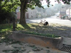 """La Bicyclette"", Jean-Marie Bertrand"