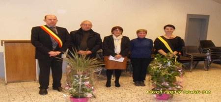 Réception des voeux communaux 2017