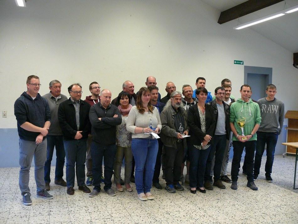 Mérite sportif et culturel 2016 : Ensemble des lauréats