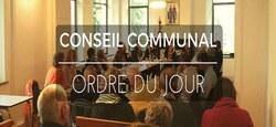 03/03 - L'ordre du jour du prochain conseil communal est disponible...