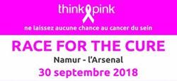 15/06 - Race for the Cure Namur - 30/09/2018 : Doische a inscrit une équipe...