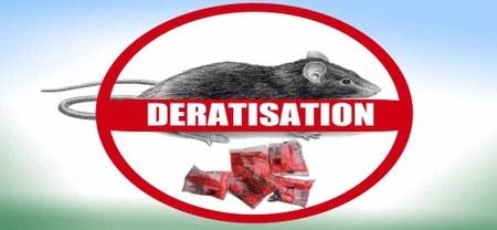 20/11 - Campagne de dératisation systématique...