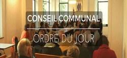 25/01 - L'ordre du jour du prochain conseil communal est disponible...