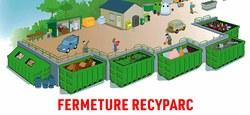 04/04 - BEP Environnement : Communiqué relatif aux recyparcs