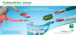 14/11 - Le Calendrier des Collectes 2020 bientôt dans votre boîte aux lettres...