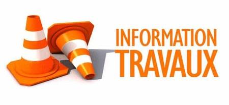 Information Travaux