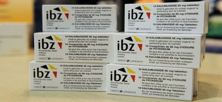 06/03 - Information sur la prédistribution de comprimésd'iode