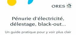 17/11 - Pénurie d'électricité : Serez-vous impacté en cas de délestage cet hiver...?