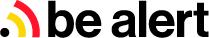 Be alert logo