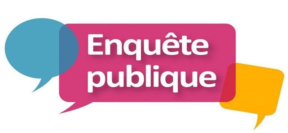 01/06 - Enquête publique : Modification par déplacement du chemin communal n°3 à Vaucelles