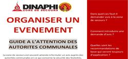 27/01 - Guide des recommandations de sécurité pour les manifestations publiques