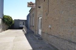 Salle Romerée - Cour intérieure