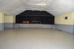 Salle Saint-Laurent - Intérieur