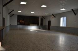 Salle Saint-Servais - Intérieur
