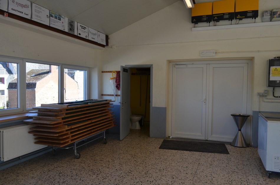 Salle de Quarante - intérieur 3