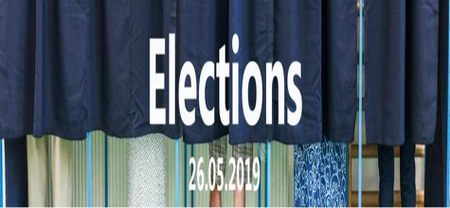 25/05 - Elections 2019 : listes des candidats & don d'organes