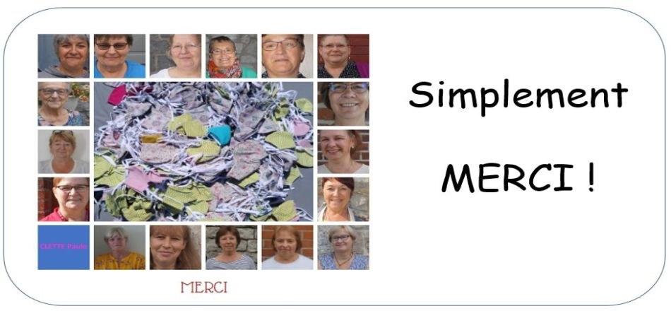 12/06 - Coronavirus/Informations : le projet SMASK à Doische ? Un franc succès !