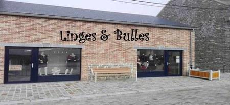 """12/12 - CPAS - Magasin """"Linges & Bulles"""" : Nouveau tarif à partir du 1er janvier 2019"""